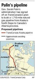Palin's pipeline