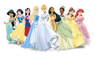 DisneyPrincesses